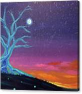 The Tree Of Energy Canvas Print
