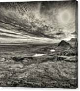 The Trotternish Ridge No. 3 Canvas Print