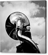 The Trumpet. Canvas Print