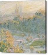 The Tuileries Canvas Print