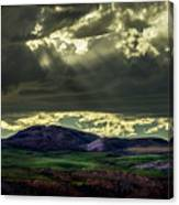 The Twisted Sky Canvas Print