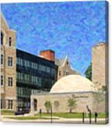 The University Of Toledo Canvas Print