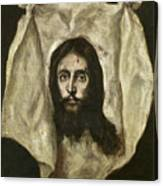 The Veil Of Saint Veronica Canvas Print
