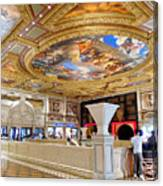 The Venetian Hotel Lobby Canvas Print