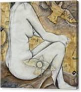 The Vessel Canvas Print