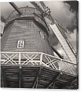 The Viby Windmill Canvas Print