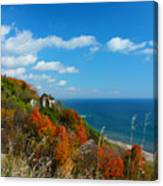The View - Scarborough Bluffs Canvas Print