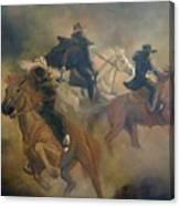 The Vigilantes Canvas Print