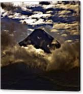 The Volcano Canvas Print