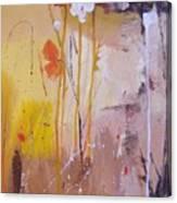 The Wallflowers Canvas Print