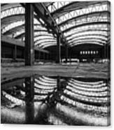 The Warehouse Canvas Print