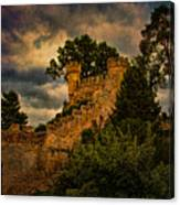The Watchtowers Canvas Print