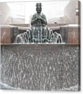 The Waterman Fountain Canvas Print