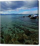 The Waters Edge Canvas Print