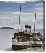 The Waverley 2 Canvas Print