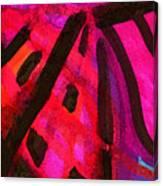 The Way Through The Imbroglio Canvas Print
