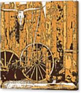 The West - Wall Art Canvas Print