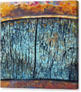 The Wheelbarrow Canvas Print