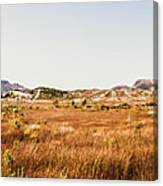 The Wide West Canvas Print