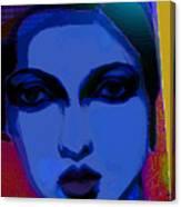 The Widow Canvas Print