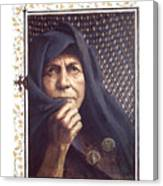 The Widow's Mite - Lgtwm Canvas Print