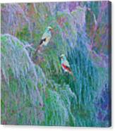 The Willows Canvas Print
