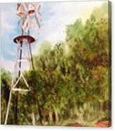 The Windmill  Canvas Print