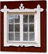 The Window 3 Canvas Print