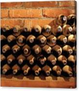 The Wine Cellar II Canvas Print
