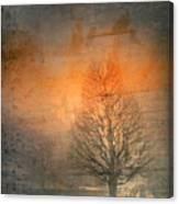 The Winter Still Canvas Print