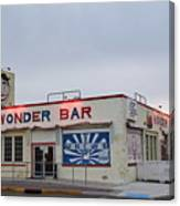 The Wonder Bar, Asbury Park Canvas Print