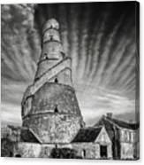 The Wonderful Irish Barn Canvas Print