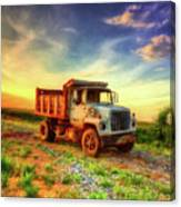 The Workhorse Canvas Print