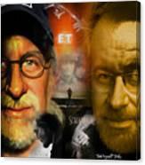 The World Of Steven Spielberg Canvas Print