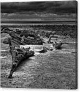 The Wreck Of The Sheraton  Canvas Print