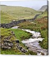 The Yorkshire Dales Canvas Print