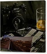 The Zenit Canvas Print