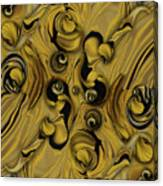 Theme From Indestructible Metamorphosis Canvas Print
