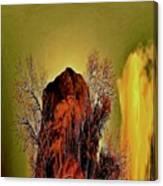 Theophany Canvas Print