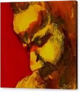 Thinking Man  Canvas Print