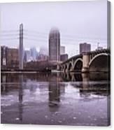 Third Ave. Bridge Canvas Print