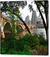 Third Avenue Bridge Canvas Print