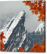 Third Flatiron Canvas Print