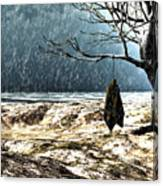 Thirty Pieces Of Silver Canvas Print