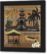 This Is Bali Canvas Print