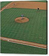 This Is Bill Meyer Stadium. There Canvas Print