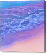 This Is One Hot Beach Canvas Print