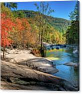 This Is Wilson Creek Canvas Print