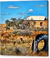 This Old House... Canvas Print