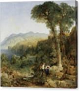 Thomas Moran Canvas Print